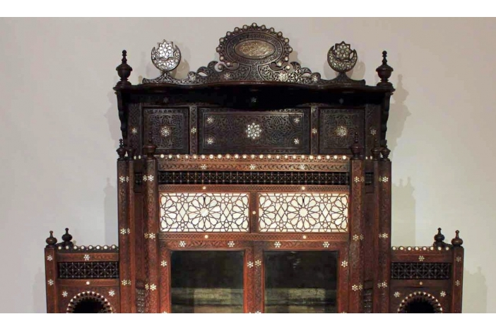 Liberty Moorish Cabinet
