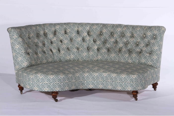 Howard and Sons banquette
