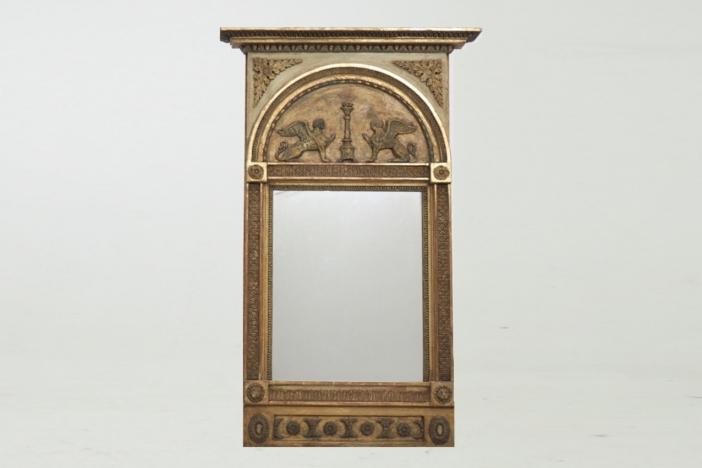 Gustavian mirror