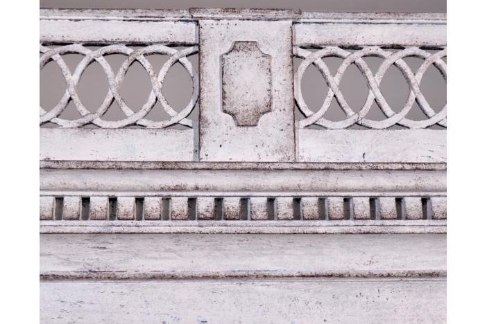 Gustavian bureau, circa 1780
