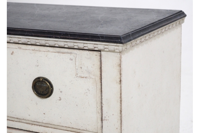 Gustavian chest, circa 1830.