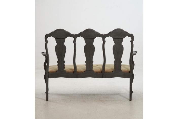 Scandinavian sofa, 19th C.