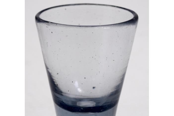Rare large Norwegian glass