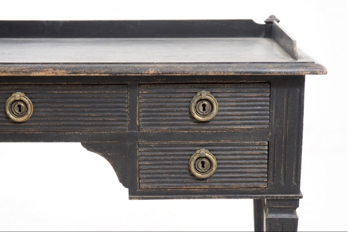 Writing desk, 19th C.