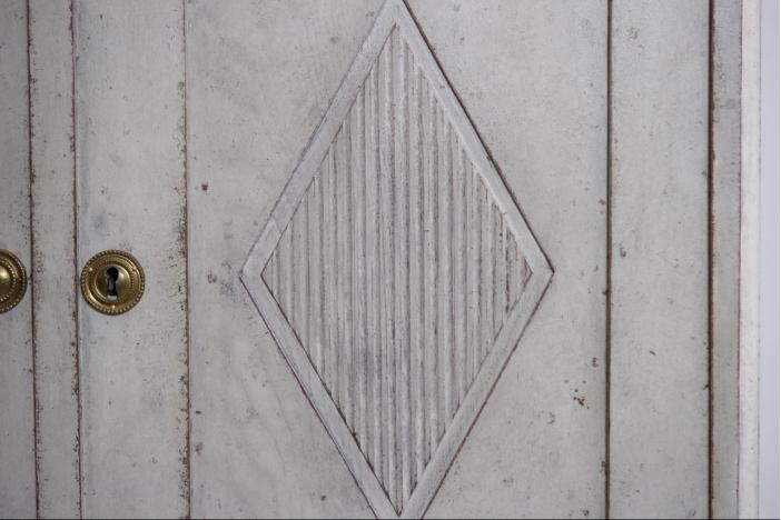 Gustavian bureau, 18th C.