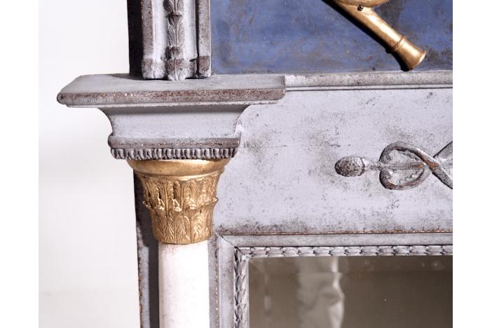 Swedish mirror circa 1810