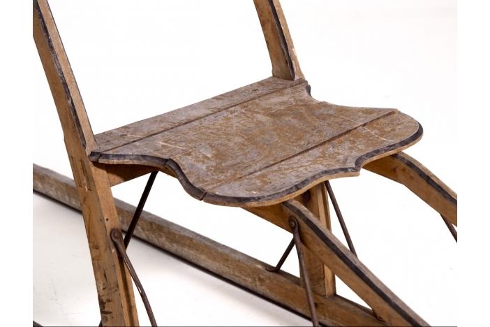 Swedish sled, 19th C.