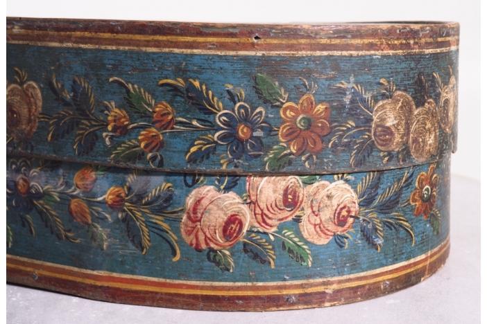 European box, 19th C.