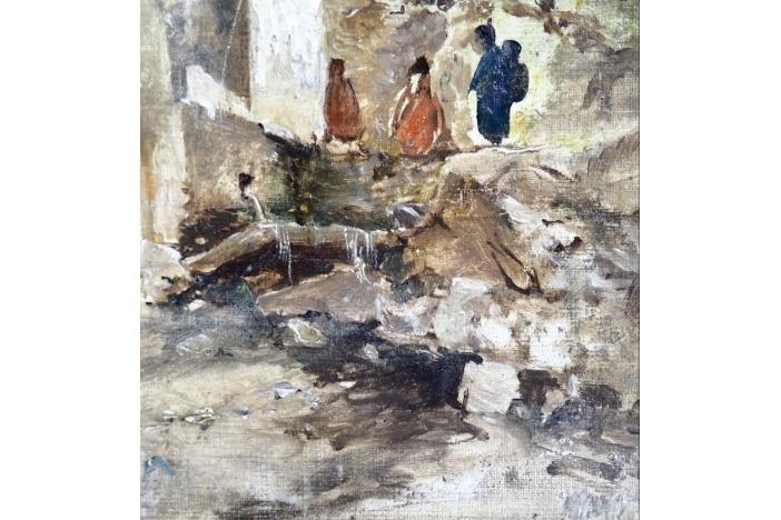 Martinus Rørbye, painting.