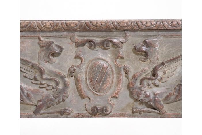Very rare stool, circa 1800.