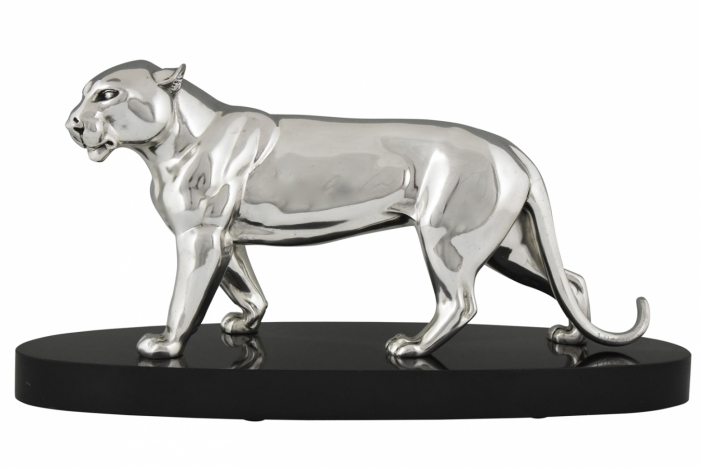 Art Deco panther Rochard