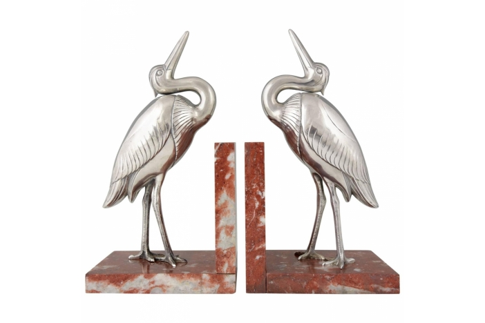 Rochard Art Deco bookends