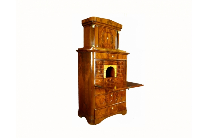 Swedish Biedermeier Secretaire