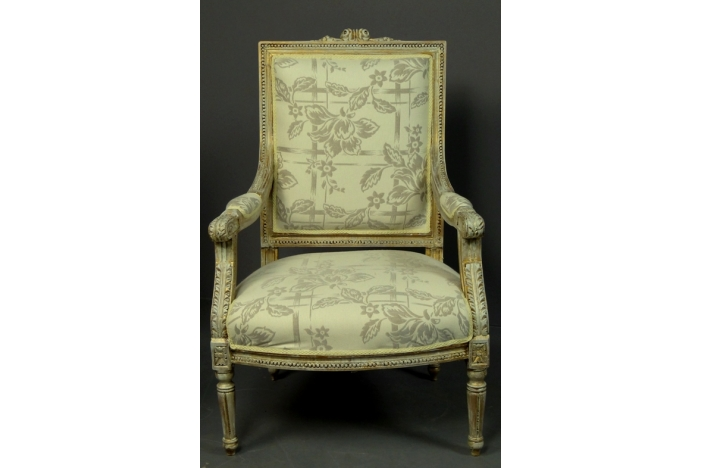 Armchairs Louis XVI style