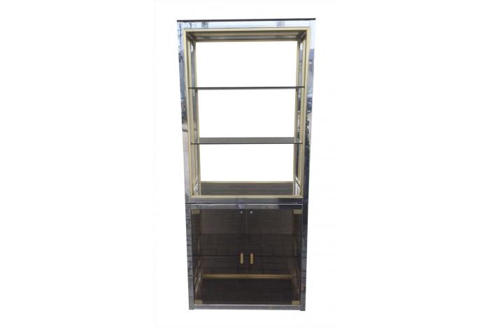 Zevi open bookcase