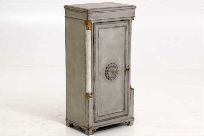 Pedestal cabinet, 1770