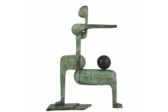 Modern bronze Vladov