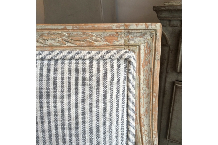 Exquisite Gustavian Armchairs