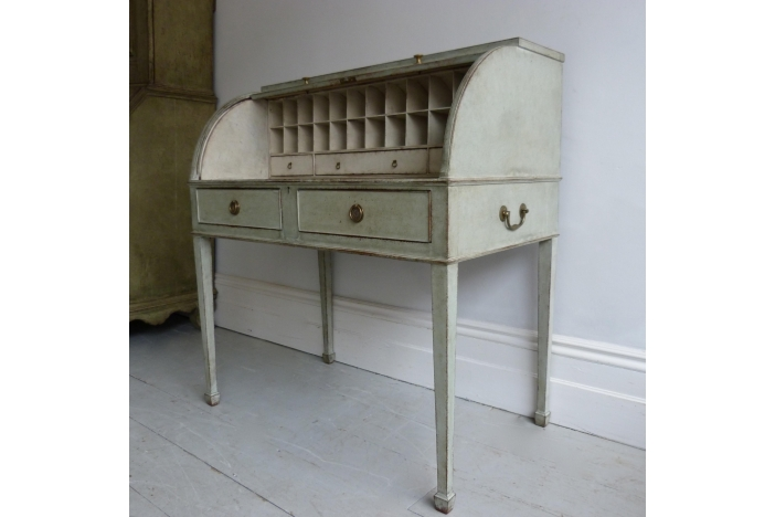 Swedish Roller Desk
