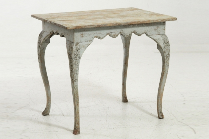 Rococo table, 18th C.