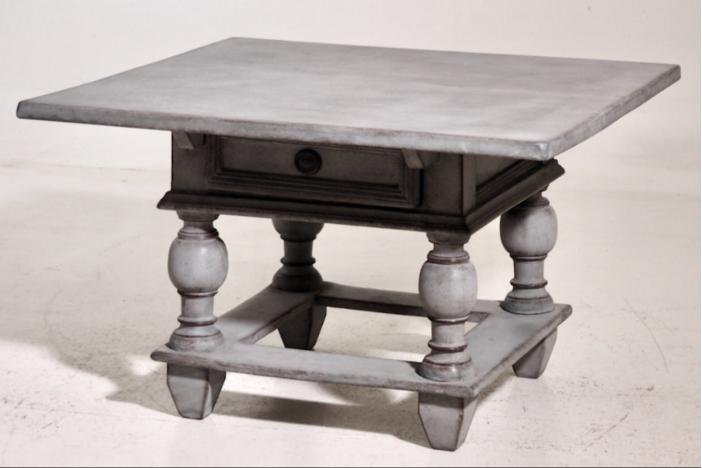 Console table, circa 1820.