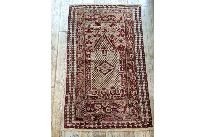 Turkish Giordes Rug