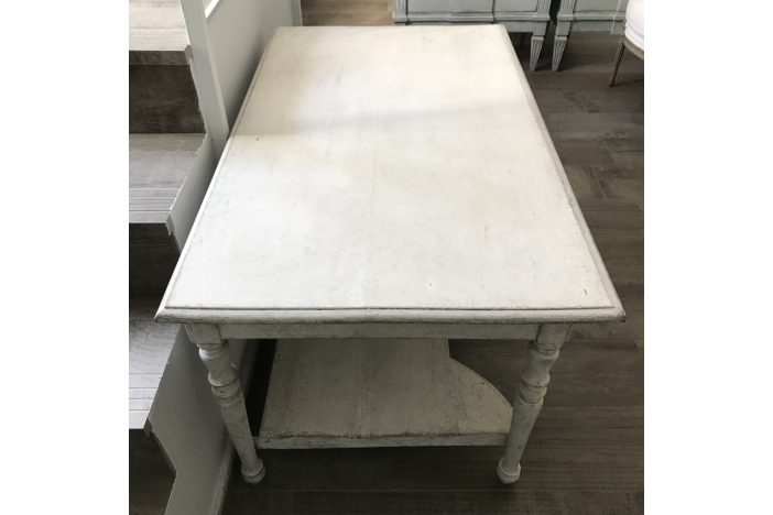 Antique Swedish Kitchen Table