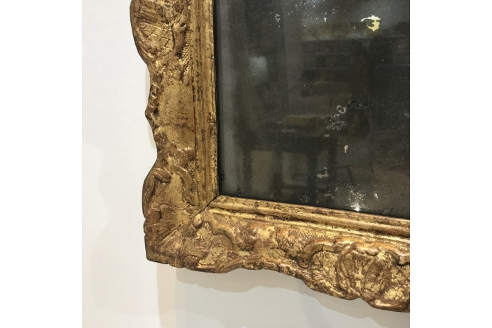 French Regence Mirror