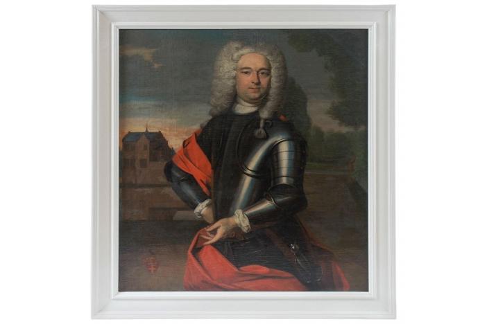 Dutch Portrait of a Nobleman