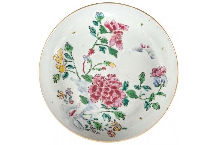 18th Century Chinese Plate