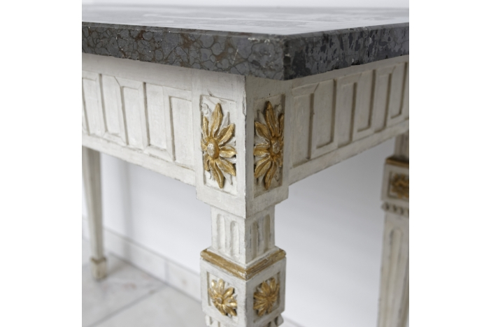 Gustavian Table, Late 18th C