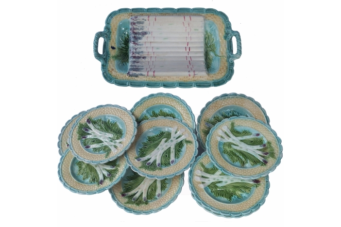 FRENCH ASPARAGUS SET