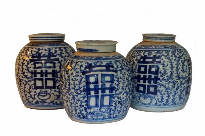 CHINESE JARS