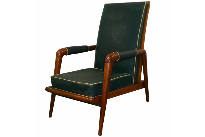 1940 Art Deco armchair