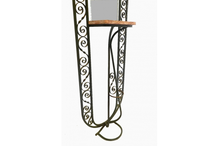 French Art Deco Hallstand