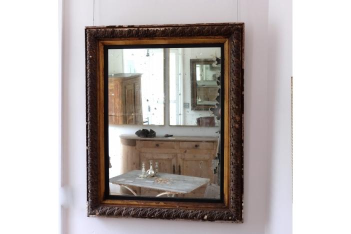 Impressive Antique Mirror