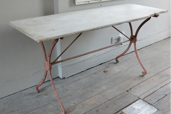 Large French Patisserie Table
