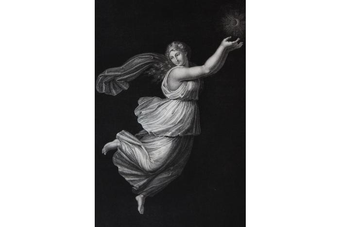 12 Allegorical Prints 1806
