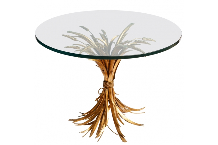 Wheat Table From Coco Chanel
