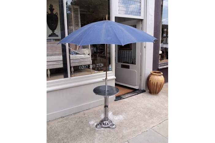 Bistro Table and Parasol
