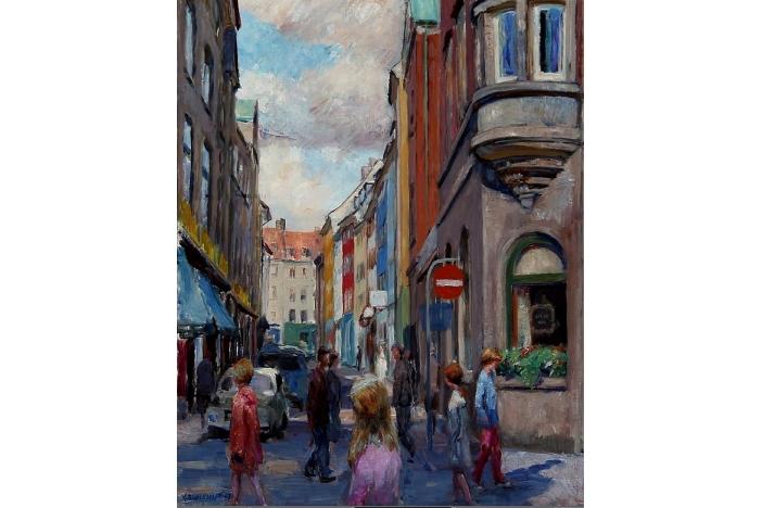 """""""Street of Copenhagen"""""""