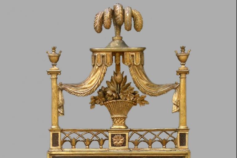 North German Louis XVI Mirror
