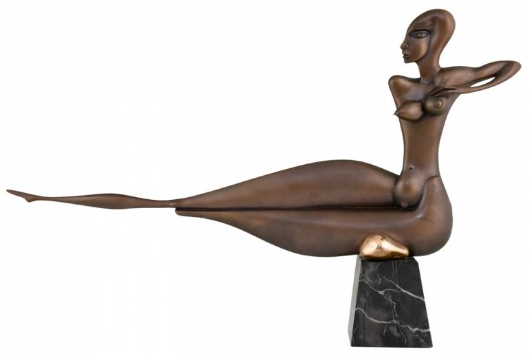 Wunderlich sculpture