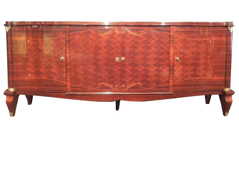 Art-deco sideboard