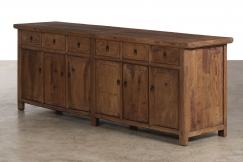 Large free-standing sideboard