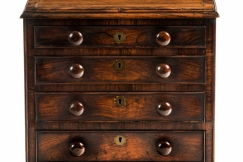 19th C miniature chest
