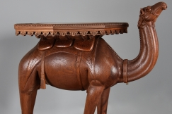 Anglo Indian camel table