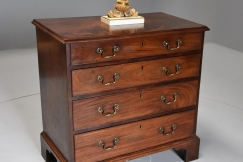 Georgian chest of drawers
