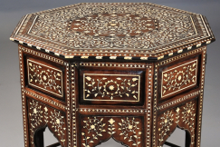 19thc Anglo Indian table