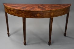 Rare 18th century side table
